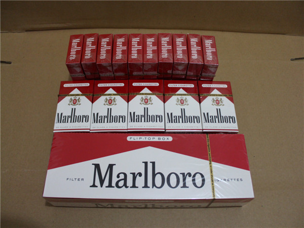 Marlboro Red 100s Cigarettes Newest Version 1 Carton